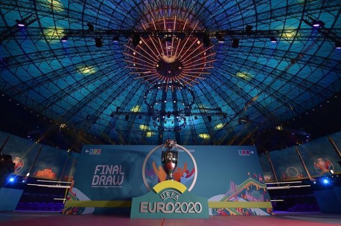 Euro 2020: la composition officielledes groupes