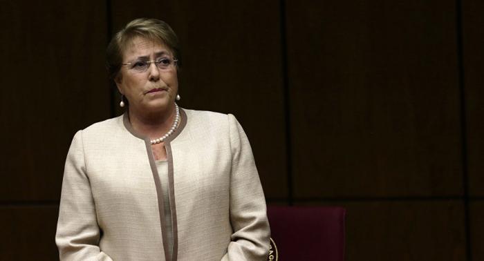 Pekín acusa a Bachelet de inmiscuirse en los asuntos internos de China