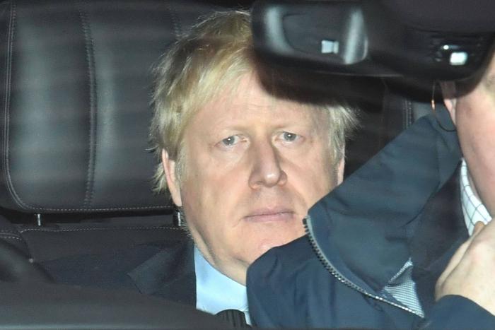 Los conservadores británicos se lo juegan todo a la carta de Johnson