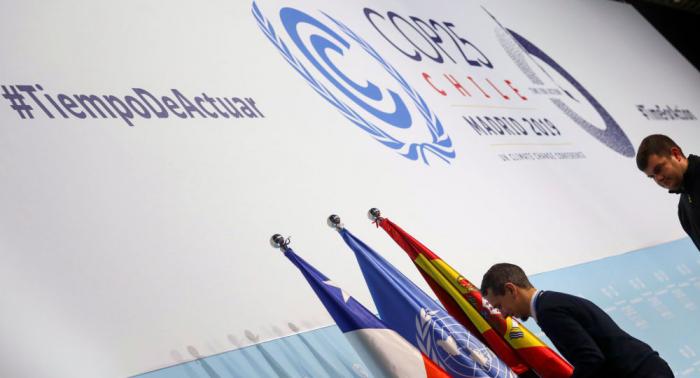 La comunidad internacional busca en Madrid consensos contra el reto climático