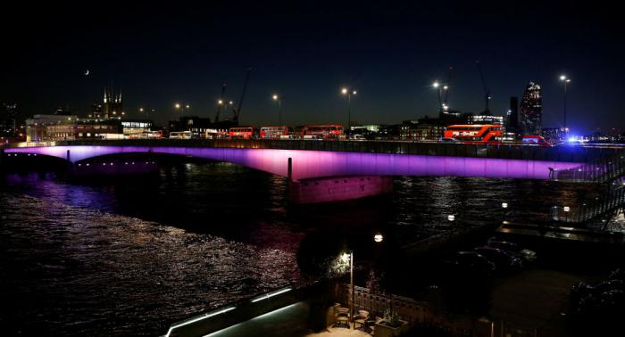 El puente de Londres reabre tras atentado