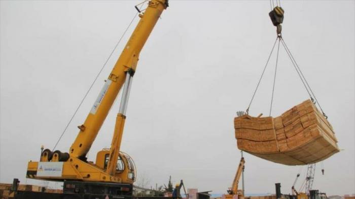 Irán abrirá pronto su primer puerto privado en el mar Caspio