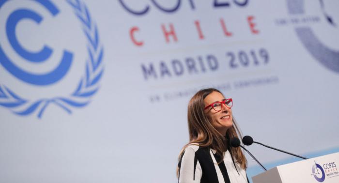 Chile asume la presidencia de la COP25 y destaca insuficiencia del Acuerdo de París