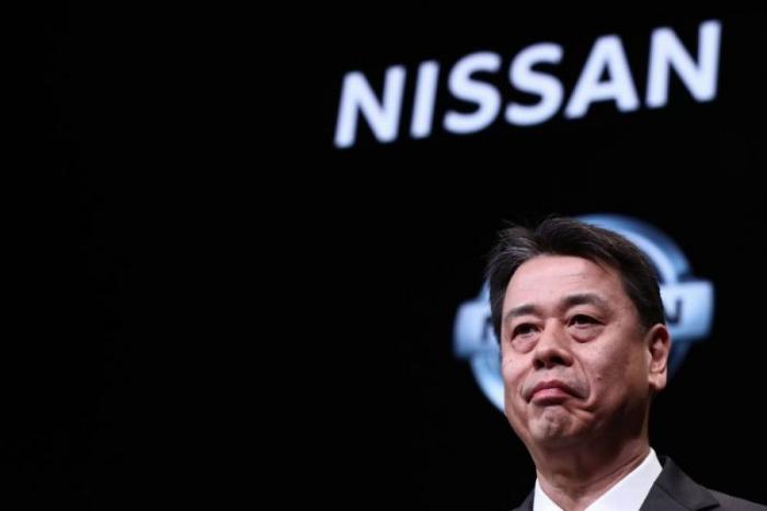 Le nouveau DG de Nissan s