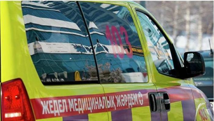 Qazaxıstanda avtobus qəzası: 7 ölü, 28 yaralı