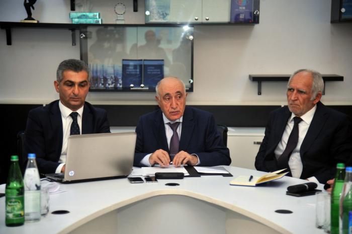 Təhsil Nazirliyi yanında İctimai Şuranın Fəaliyyət Planı təqdim edildi