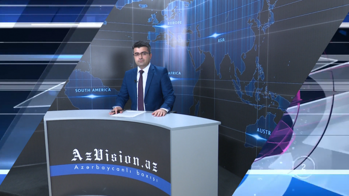 AzVision TV releases new edition of news in German for December 2 -  VIDEO