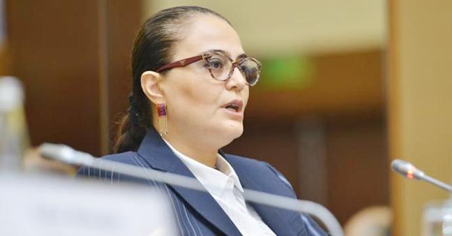 Saadat Yussifova nommée au poste de chef adjoint d