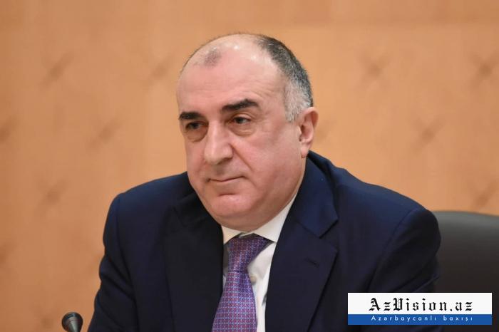 Aserbaidschans Außenminister -   Wir hatten eine ausführliche Diskussion über den Karabach-Konflikt
