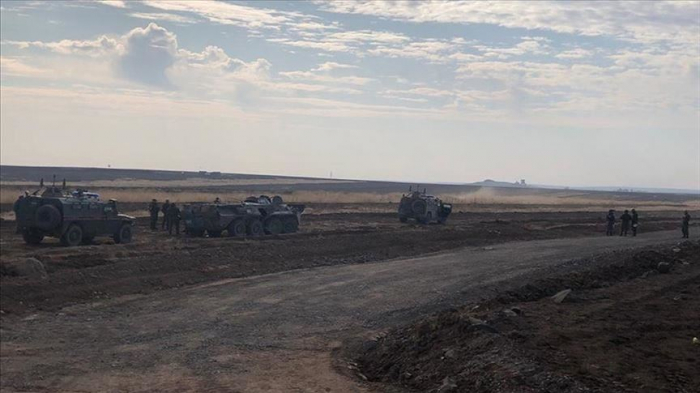Turkey, Russia complete 13th joint patrol in N.Syria