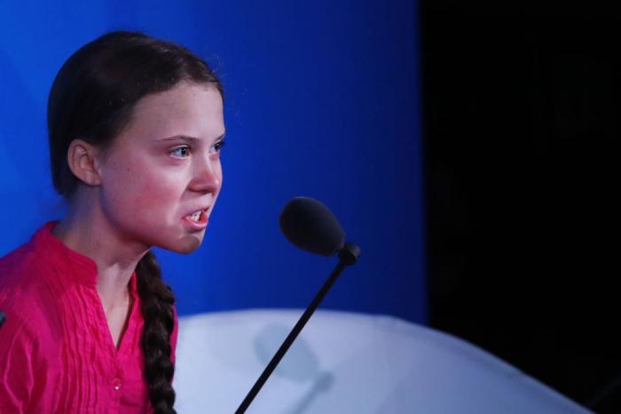 Greta Thunberg: People underestimate