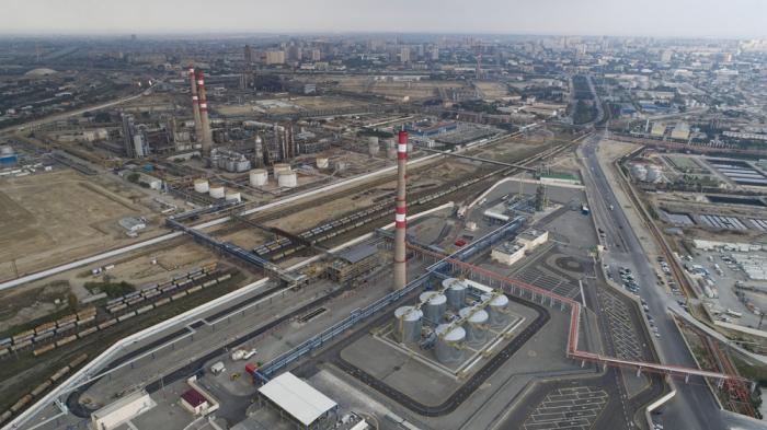 La modernización de la refinería Heydar Aliyev mejorará la situación ambiental del país