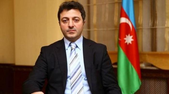 """Tural Ganjaliyev, en Bruselas:    """"Estamos listos para la paz"""""""