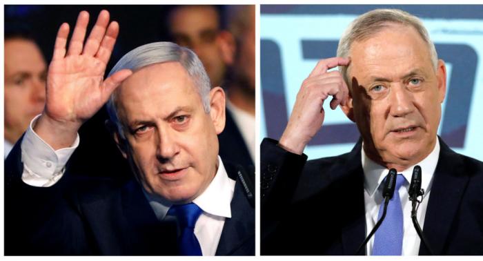 Netanyahu y Gantz no logran acercar posiciones para formar un Gobierno de coalición