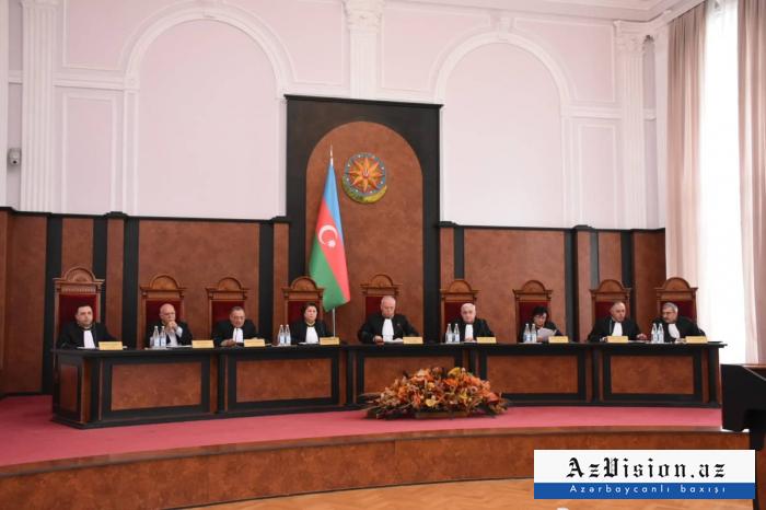 Aserbaidschanisches Parlament der 5. Einberufung setzt die Gesetzgebungstätigkeit aus