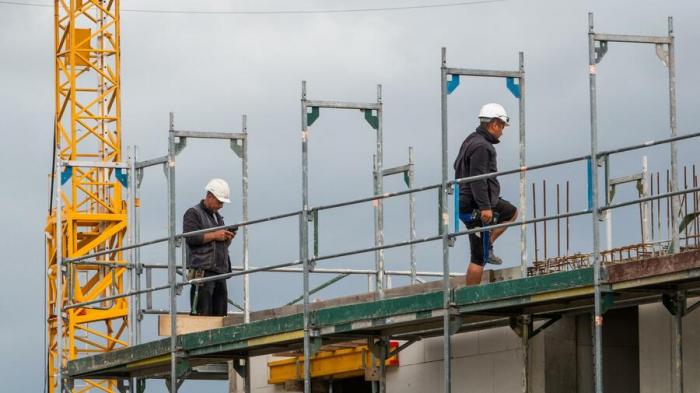 Statistiker - Fast 700.000 genehmigte Wohnungen noch nicht gebaut