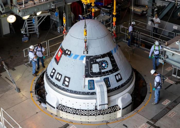 Aplazan el primer lanzamiento de prueba de la nave espacial Starliner de Boeing