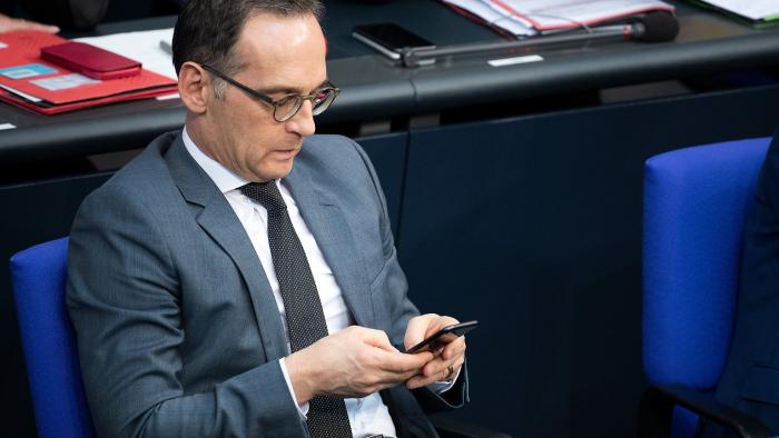 Berlin könnte Huawei per Gesetz aussperren