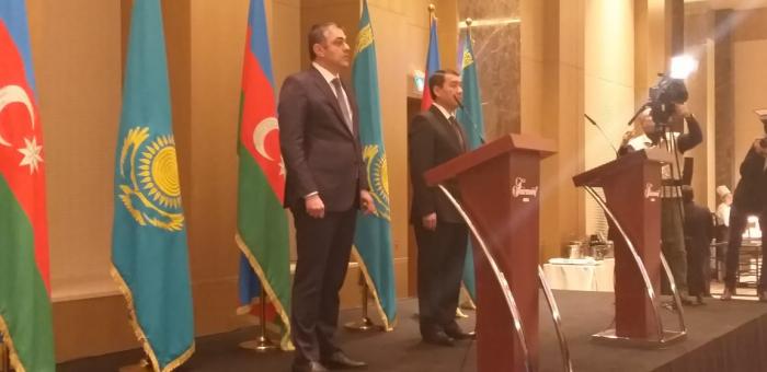 """""""Azerbaiyán es un país fraternal para Kazajstán"""" -   Embajador"""