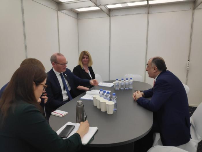 Azerbaiyán e Irlanda discuten la cooperación bilateral