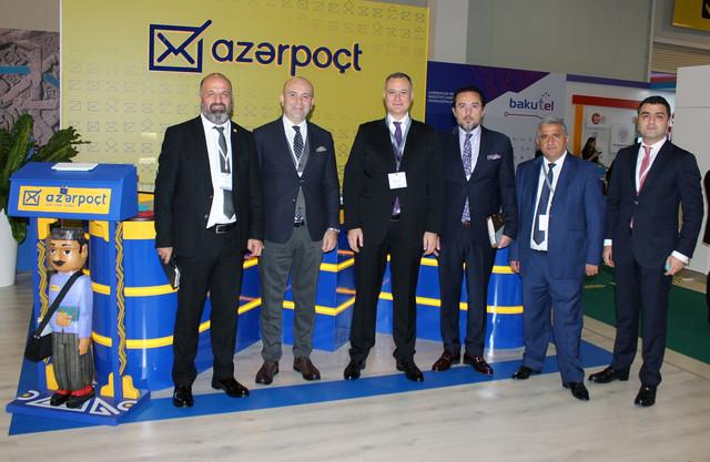 Los representantes de Azerpoçt y PTT celebran una reunión en Bakú