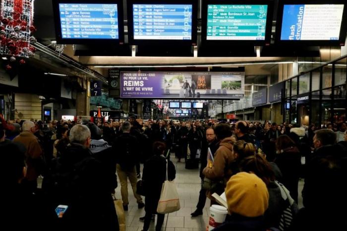 France:   Ultimes préparatifs avant un jeudi noir contre la réforme des retraites