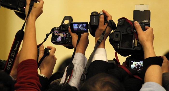 Nato-Gipfel: Producer von Videoagentur Ruptly in London von Polizisten verhört und durchsucht