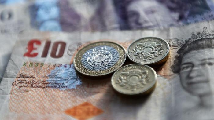 Britisches Pfund steigt auf Zweieinhalbjahres-Hoch