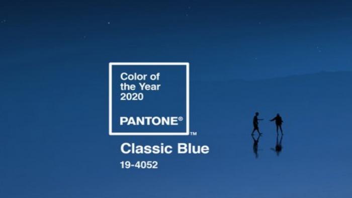 Pantone anuncia el color del 2020