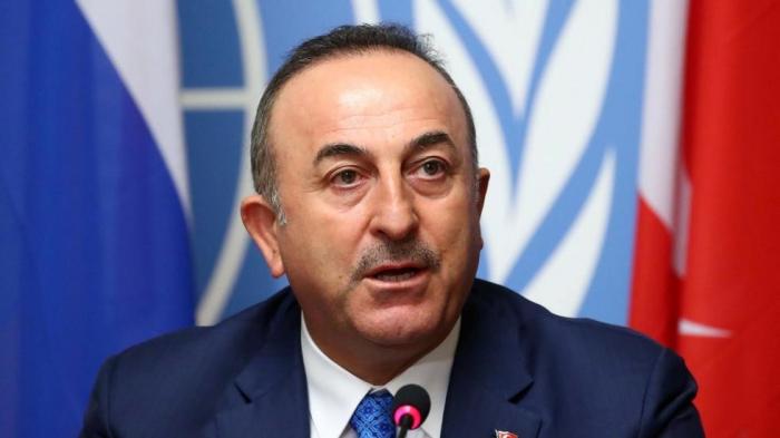 Türkischer Außenminister:  Karabach-Konflikt sollte in Übereinstimmung mit internationalem Recht gelöst werden