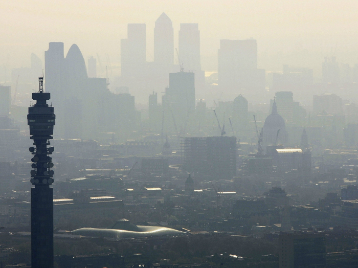Breathing London air 'equivalent of smoking 150 cigarettes a year'