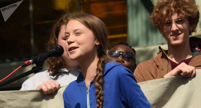 Großer Klimamarsch in Madrid mit Greta Thunberg erwartet