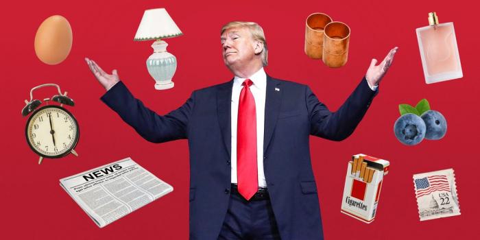Why is Trump a tariff man?-   iWONDER