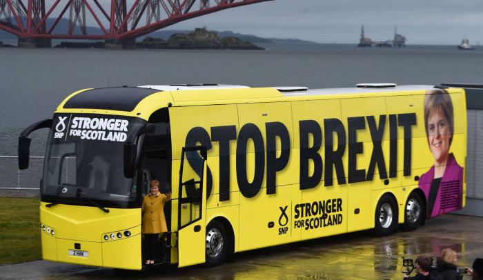 El Brexit reaviva el impulso independentista en Escocia