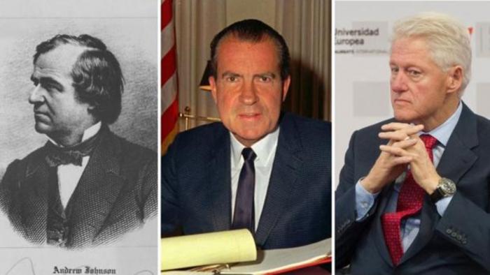 El impeachment, una estrategia que nunca ha tenido éxito en Estados Unidos