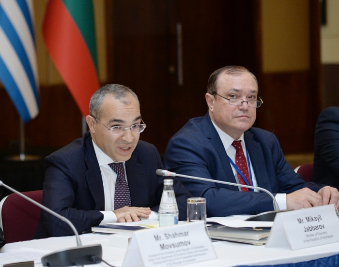 Mikayil Jabbarov silences Armenian deputy minister in Baku