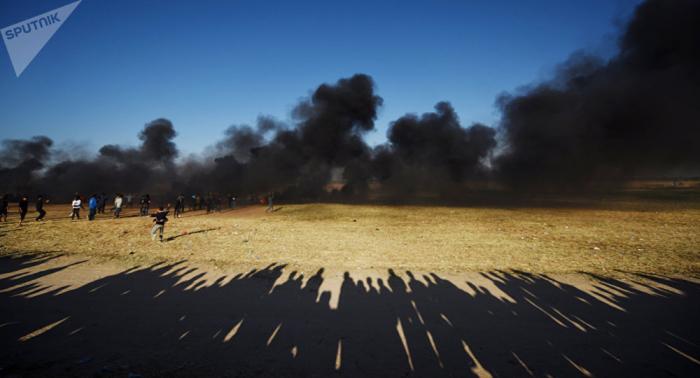 Comité de la Marcha del Retorno llama a los palestinos a reanudar las protestas en Gaza