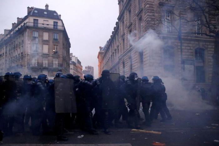 Frankreichs Gewerkschaften rufen weiteren Streiktag aus