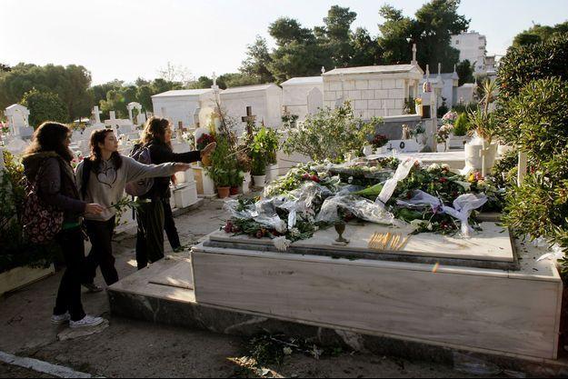 Grèce:   manifestations en mémoire d