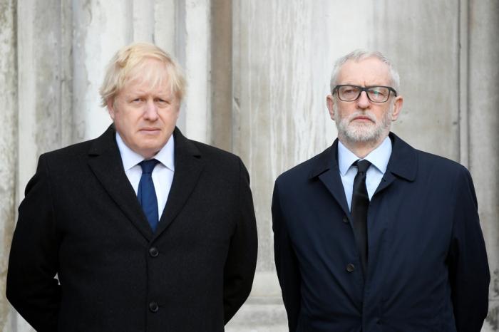 Royaume-Uni:   ultime duel entre Boris Johnson et Jeremy Corbyn sur fond de Brexit