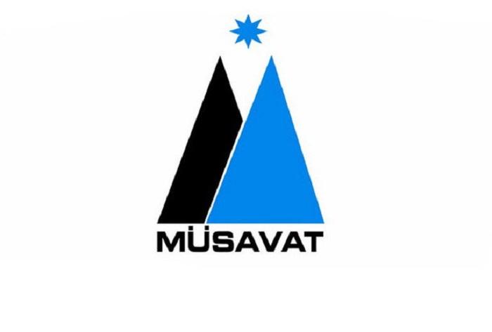 Le parti Musavat participera aux élections législatives anticipées