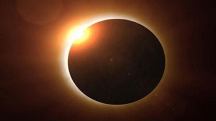 La dernière éclipse solaire de l'année sera visible à Bakou