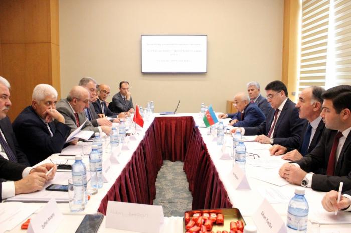 Se celebró la reunión ordinaria de la Comisión Mixta turco-azerbaiyana