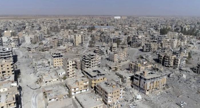 """Russische Militärs rücken in ehemalige """"Hauptstadt"""" des IS ein"""