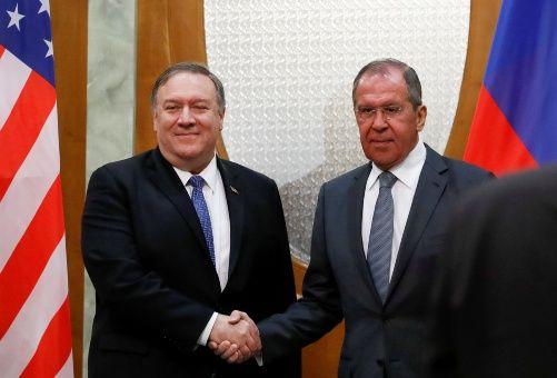 Lavrov y Pompeo se reunirán en Washington este 10 de diciembre