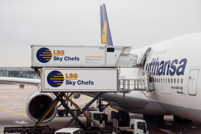 Lufthansa will Verkauf übriger LSG-Teile im neuen Jahr anstoßen