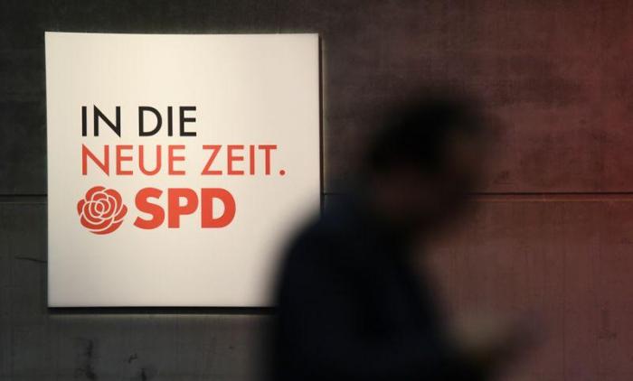 Bemühte Harmonie mit Kratzern - SPD stellt sich neu auf