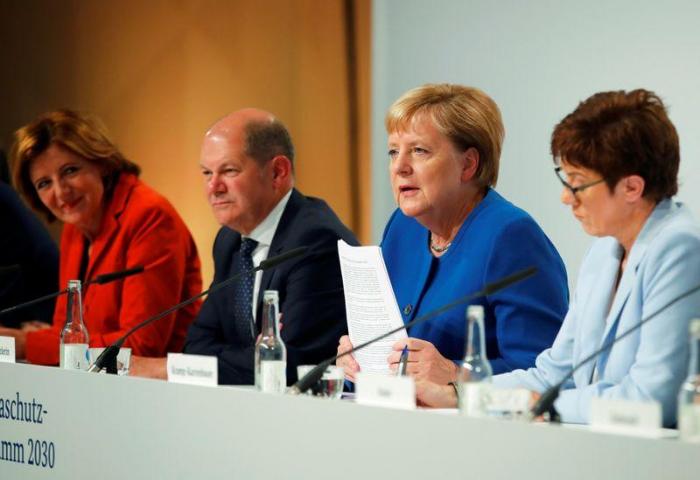 CDU und SPD balancieren in zweite Hälfte der Regierungszeit