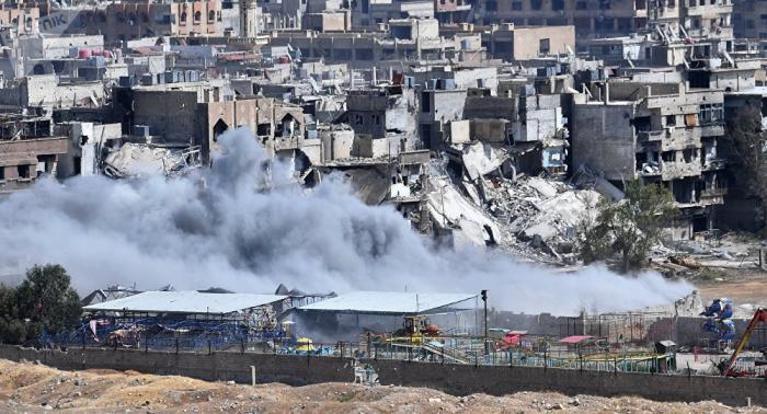La ONU llama a llevar ante justicia a los responsables de los crímenes de guerra en Siria