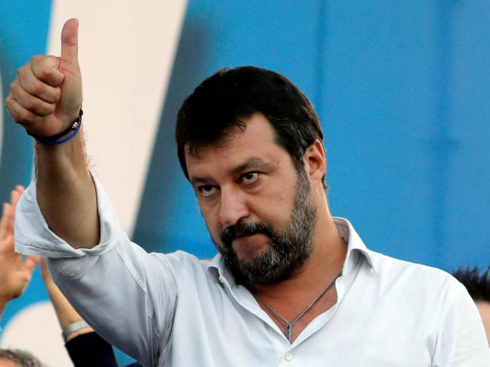 Salvini swears off Nutella after finding out it contains Turkish nuts